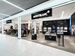 Budapest Airport Duty Free Shop