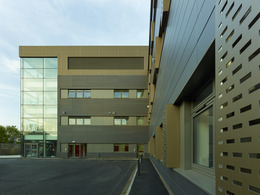 New Cross Hospital Pathology Building