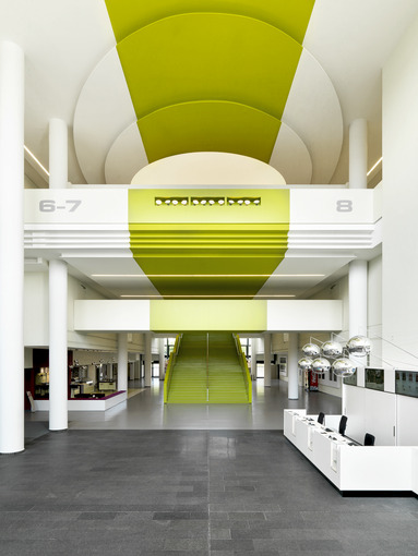 Cinemaxx Bielefeld | Projects | Oliver Heinemann | Architectural ...