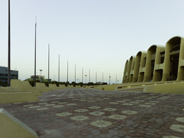 Zayed Sports City Stadium
